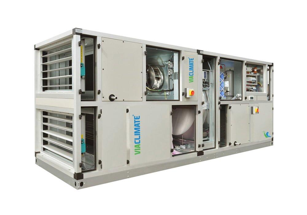 Heat Pump Klima Santrali